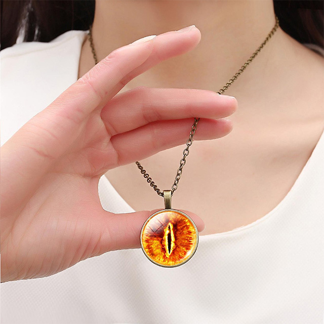 Eye of Sauron Necklace