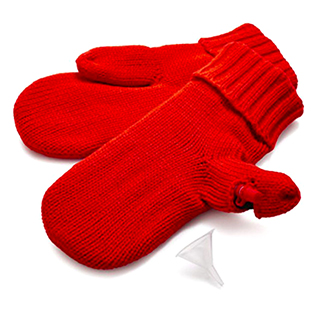 Flask Mittens