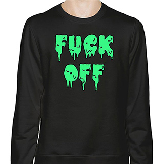 Fuck Off Sweater