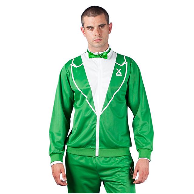 Irish Tracksuit Tuxedo