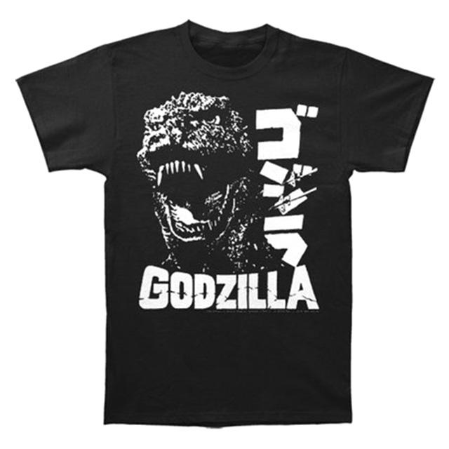 Japanese Godzilla Shirt