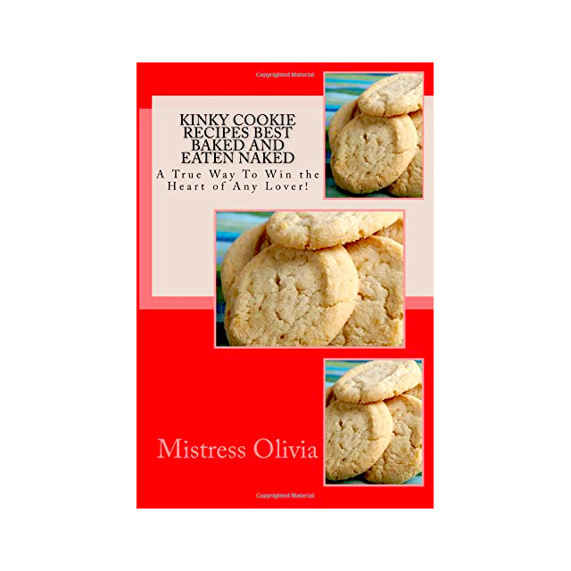 Kinky Cookies Recipe Book