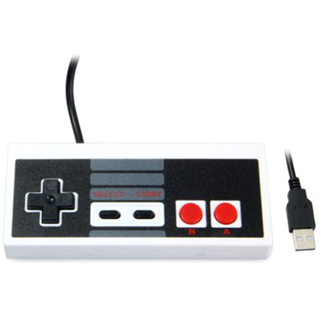 NES Controller to USB