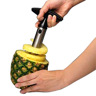 Pineapple Corer and Slicer