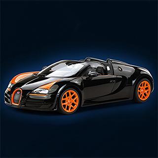 Remote Control Bugatti
