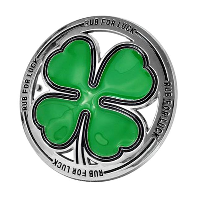 Rub for Luck Belt Buckle