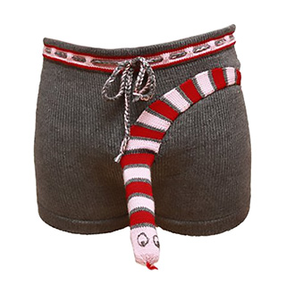 Sneaky Snake Boxer Shorts
