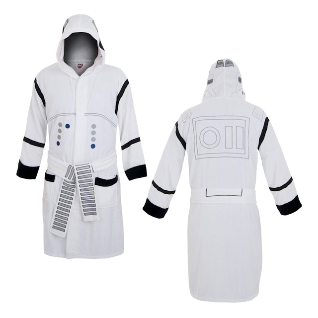Stormtrooper Bath Robe