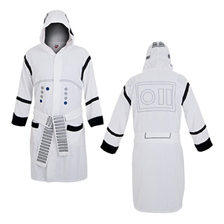 Stormtrooper Bath Robe