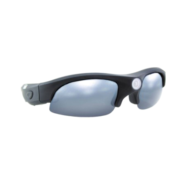 Sunglasses with Built-In Camcorder