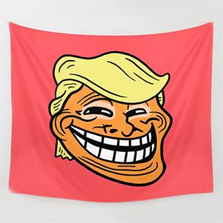 Trump Troll Flag