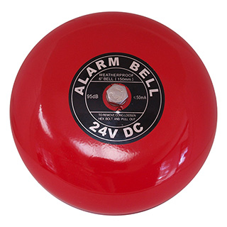 An Actual Fire Alarm