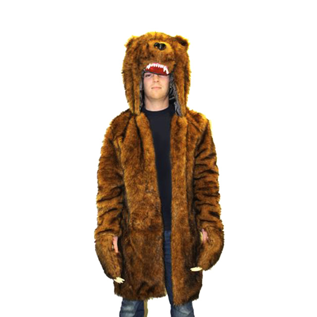 Bear Coat from Workaholics