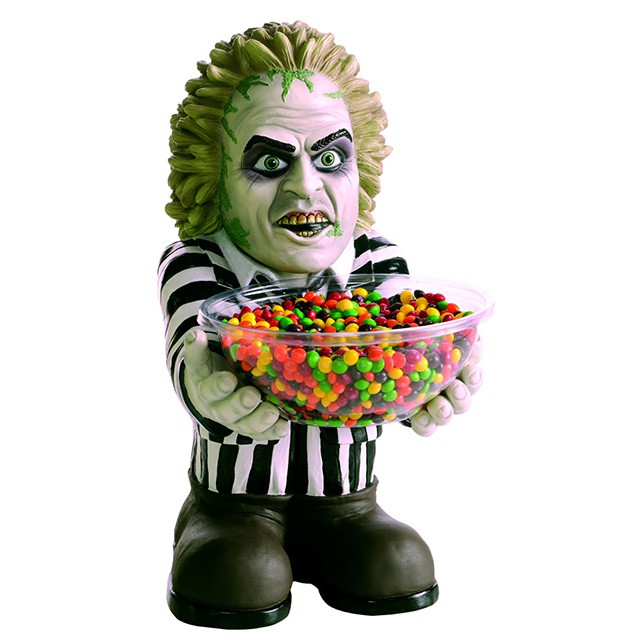 Beetlejuice Statue Candy bowl
