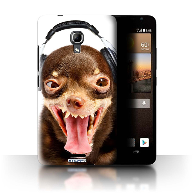 Crazy Chihuahua Phone Case