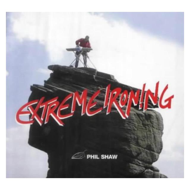 Extreme Ironing Photo Book