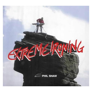 Extreme Ironing Photo Book