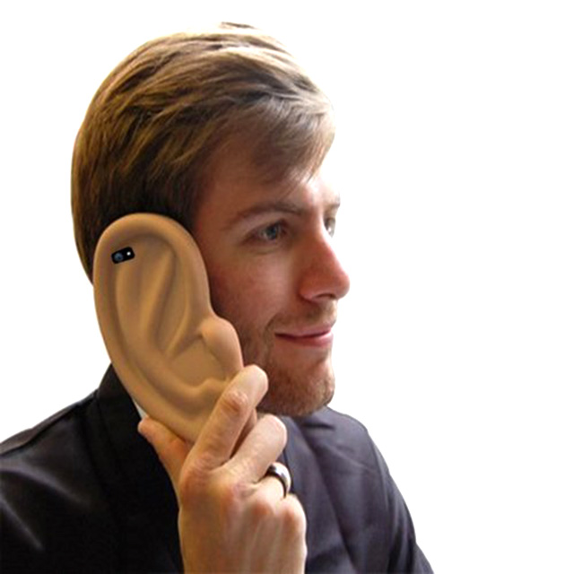Giant Ear Phone Case