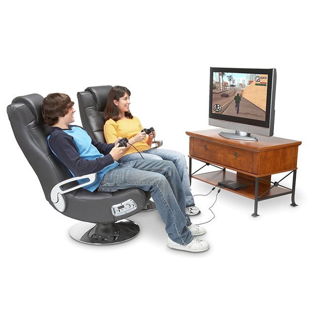 Sound System Gaming Chair