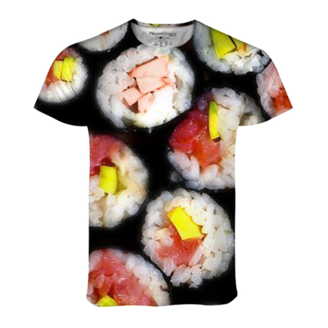 Sushi Roll T-Shirt