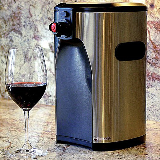 Wine Preserver and Dispenser