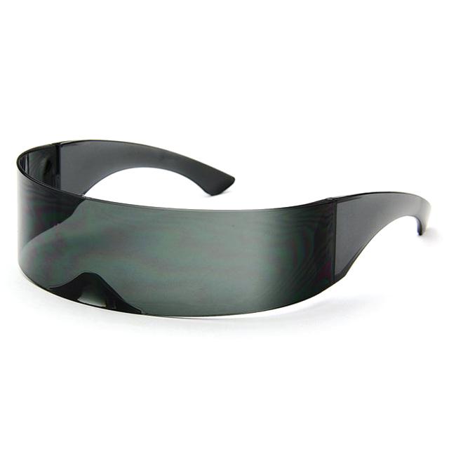 Wrap Around Cyclops Sunglasses
