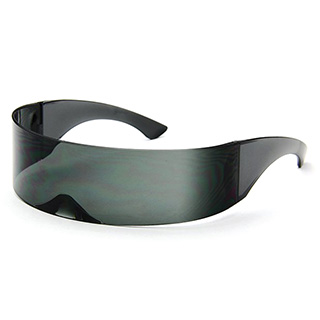 Wrap Around Cyclops Sunglasses