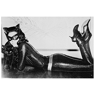 1966 Catwoman Poster