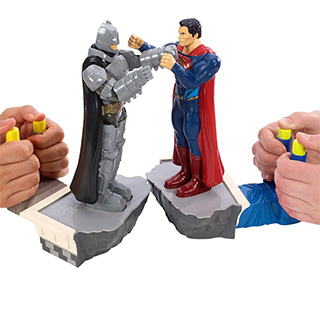 Batman vs Superman Boxing Toys