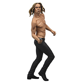 Iggy Pop Figurine