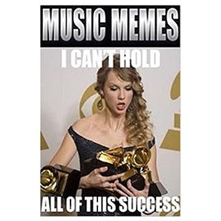 Music Memes E-Book
