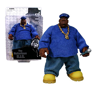 Notorious BIG Collectible Figure