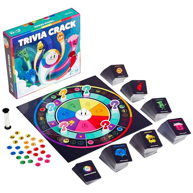 Trivia Crack Board Game