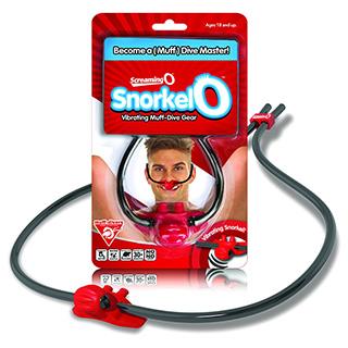 Vibrating Sex Snorkel