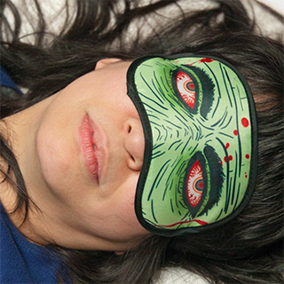 Zombie Eyes Sleep Mask