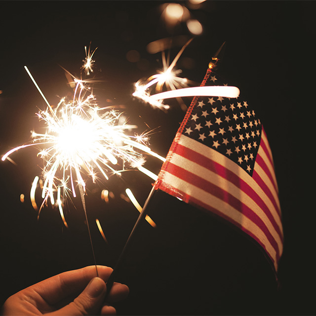4th of July: Let Your Freedom Flag Fly!