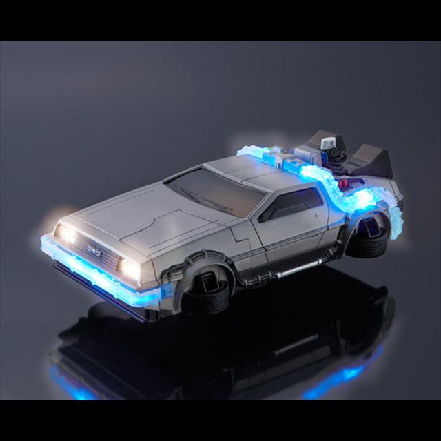 Back to the Future DeLorean Phone Case