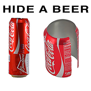 Beer Disguise Wraps