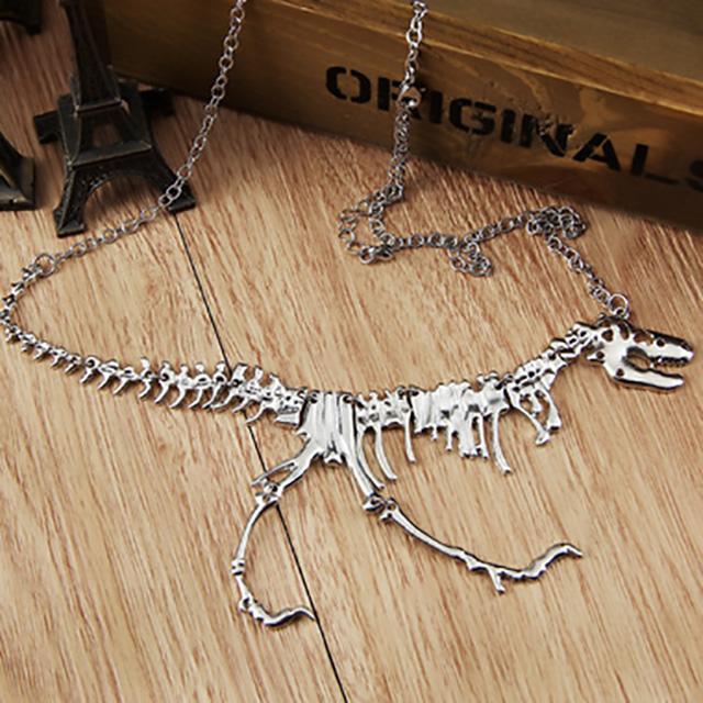 Dinosaur Bones Necklace