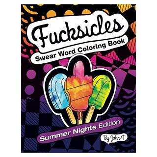 Fucksicles Coloring Book