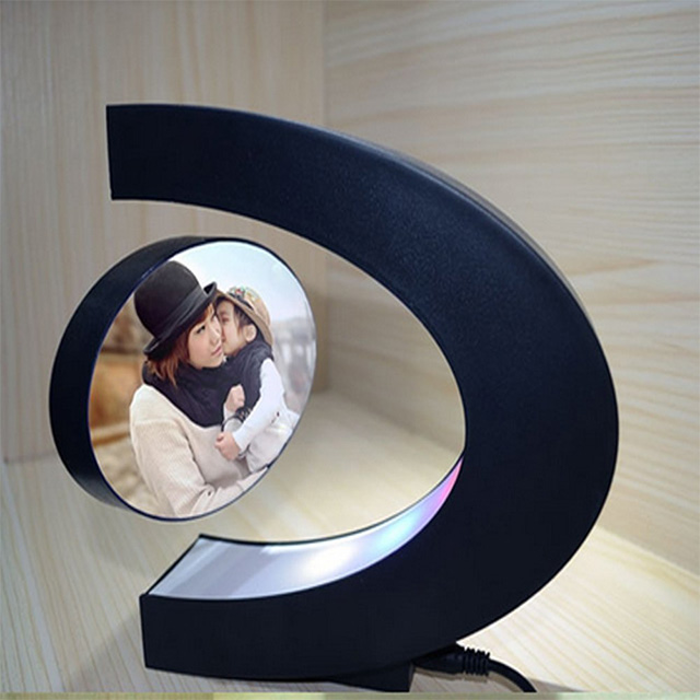 Levitating Picture Frame