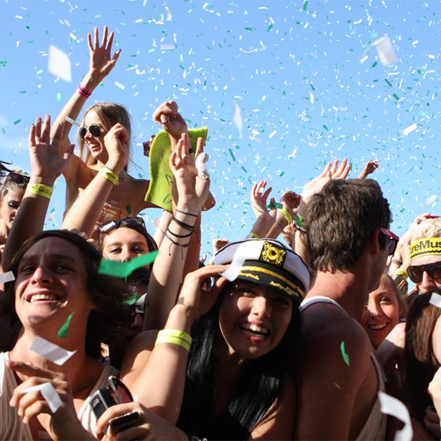 Music Festival Level Ups