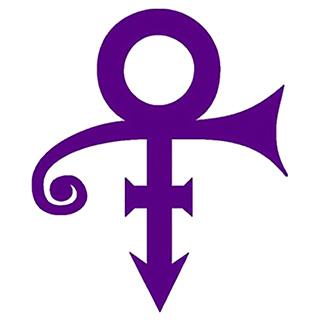 Prince Symbol Sticker