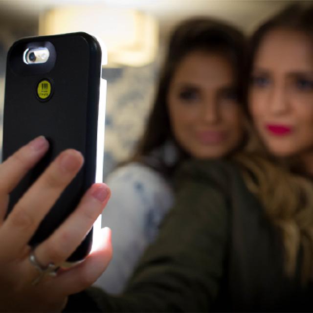 Selfie Lighting Phone Case