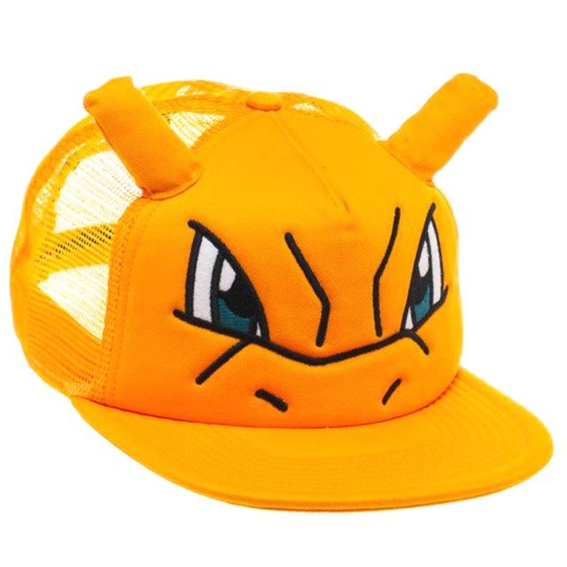 Charizard Snapback Trucker Hat