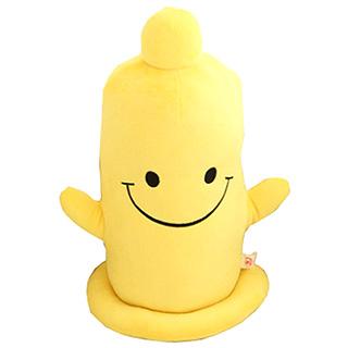 Condom Plush Doll