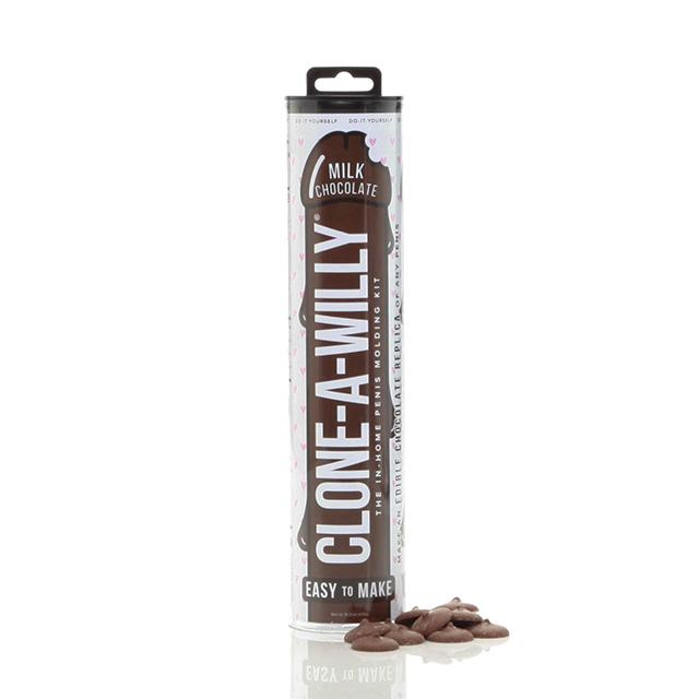 DIY Chocolate Penis Molding Kit