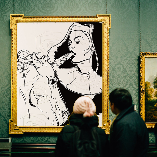 Disturbing and Creepy Works of Art for Sophisticated People