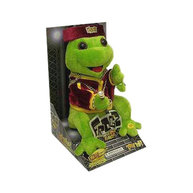 Hip Hop Frog