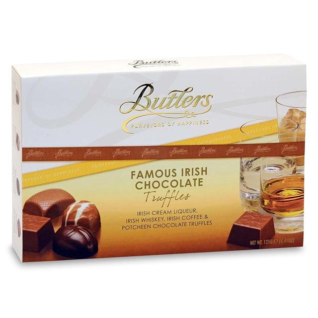 Irish Chocolate Truffles